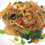 Spicy Sweet & Sour Cellophane Noodle Salad