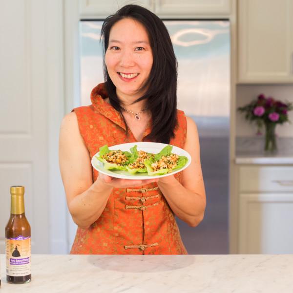 natalie keng, authenticity, food, sauce
