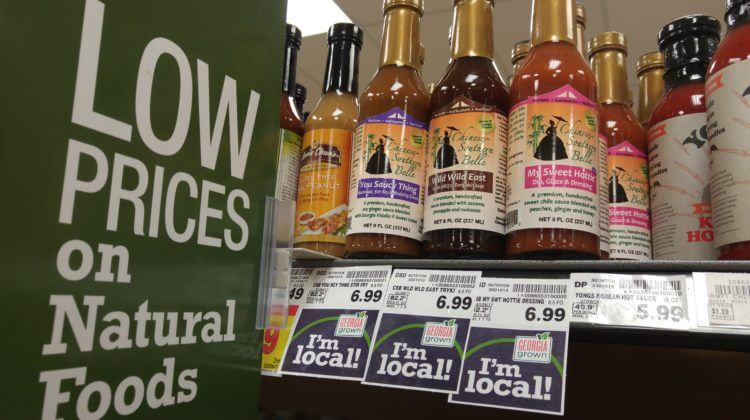 ON SALE NOW: Buy Our Cooking Sauces in KROGER, Whole Foods Georgia