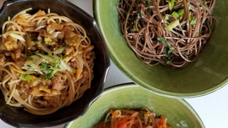 Flavors Magazine: Use Your Noodle! Food History and Family Noodle Recipes from Natalie Keng