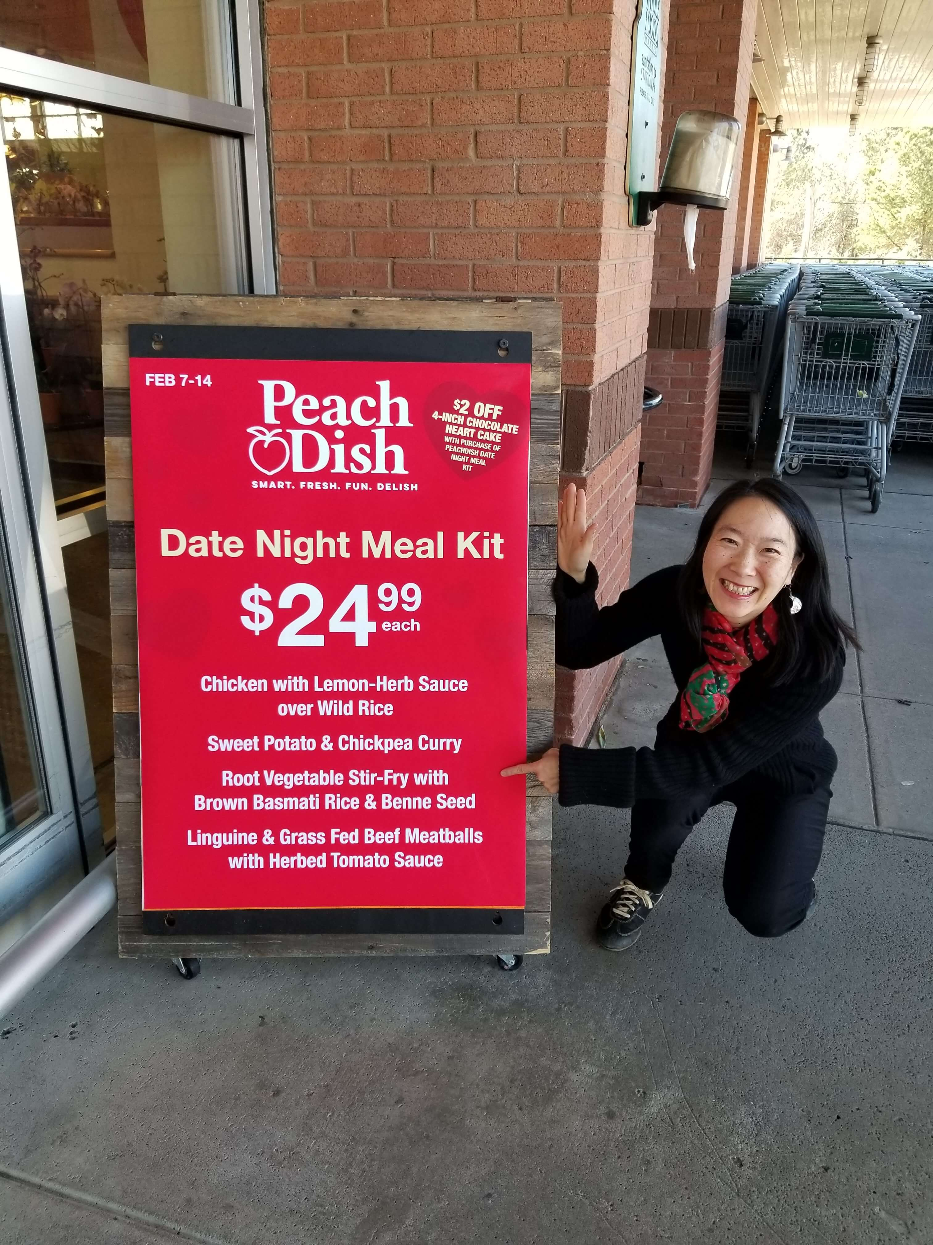 Chinese Southern Belle Partners with Atlanta-based PeachDish Southern-Inspired Meal Kits