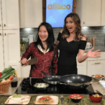 Asian Fusion Home Cooking with Natalie: 1-Minute Stir Fry on TV