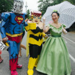 Inman Park Parade (Sat 2pm) and Festival (Sat & Sun)
