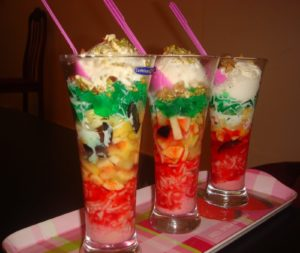 falooda, ice cream