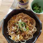 chinese spaghetti pasta