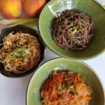 Natural Sweet Chili Peach Teriyaki Rice and Noodle Bowls