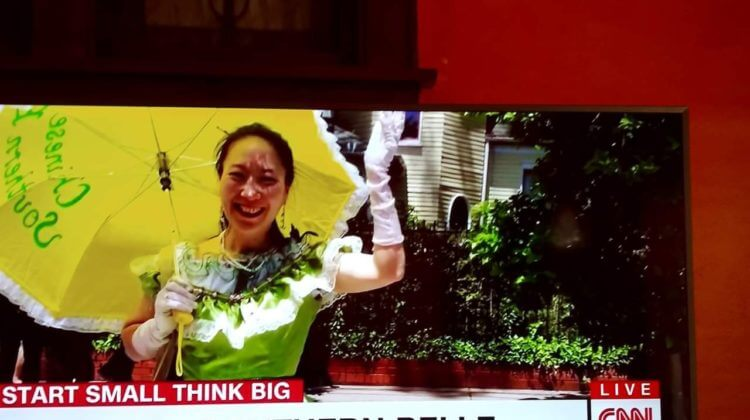 CNN Start Small, Think Big: Chinese Southern Belle Shatters Stereotypes
