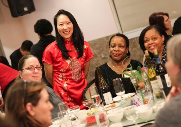 chinese southern belle hosts annual lunar new year dinner that brings new and old friends together
